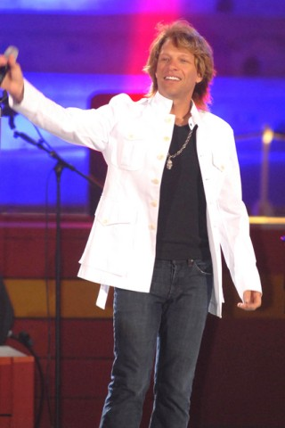 Jon Bon Jovi Answers for 'American Idol'