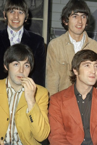 Video: Beatles Talk Making 'Tomorrow Never Knows'