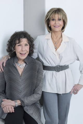 Jane Fonda & Lily Tomlin on Love, Life, and Weed