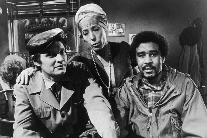 Alan Alda, Lily Tomlin, and Richard Pryor