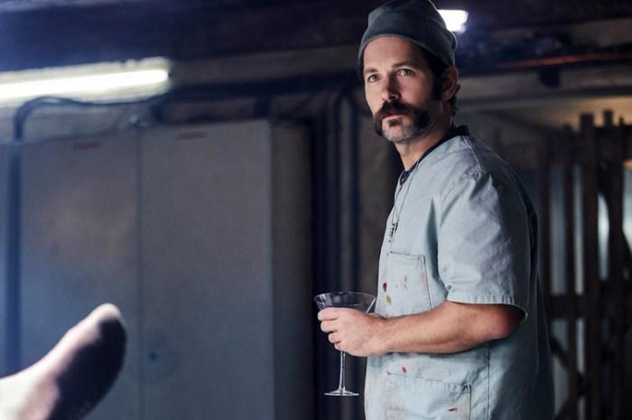 "Paul Rudd in the Netflix original drama ""Mute"" (2018)"