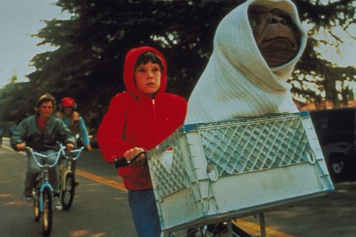 "Steven Spielberg's ""E.T. the Extra-Terrestrial"" (1982)"
