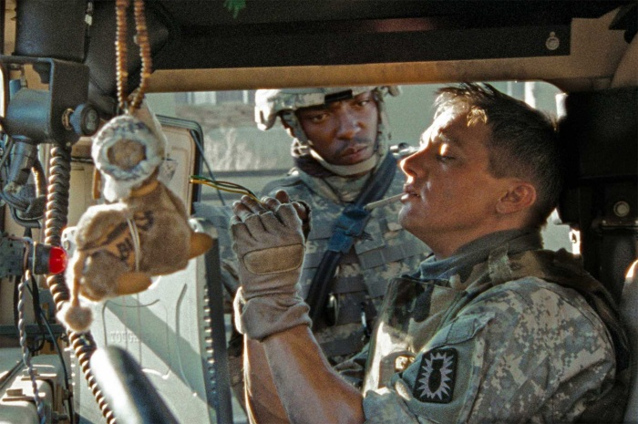 """Anthony Mackie and Jeremy Renner in """"The Hurt Locker""""(2009)"""