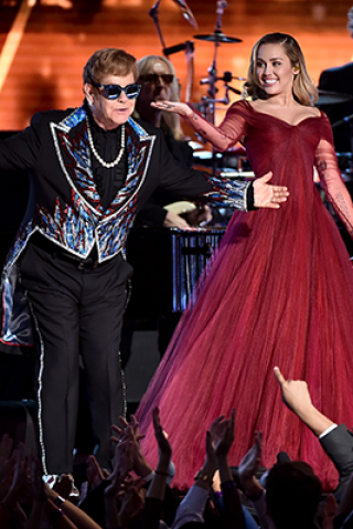Two Star-Studded Albums Pay Tribute to Elton John