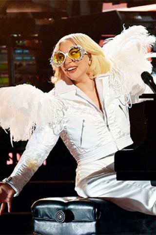 Hear Lady Gaga Cover Elton John's 'Your Song'