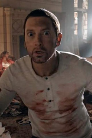 Eminem Has a Bloody Good Time in New Music Video