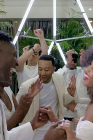 John Legend Adds New Twist to Classic Love Story