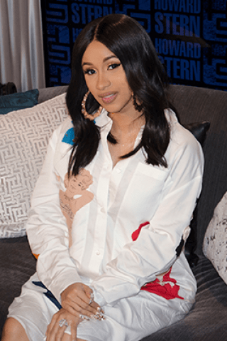 Cardi B on Her Baby, Her Wedding, and the Met Gala