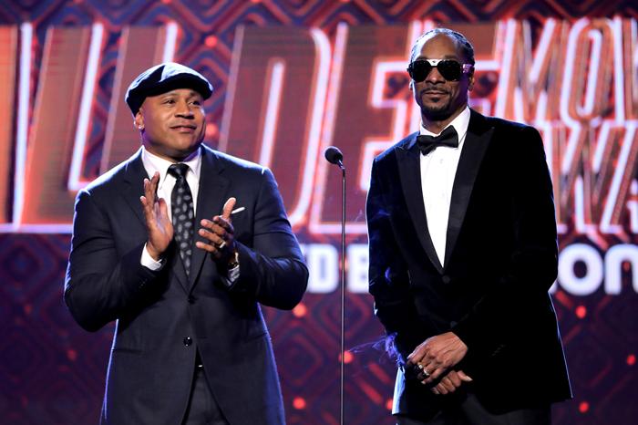 LL Cool J and Snoop Dogg