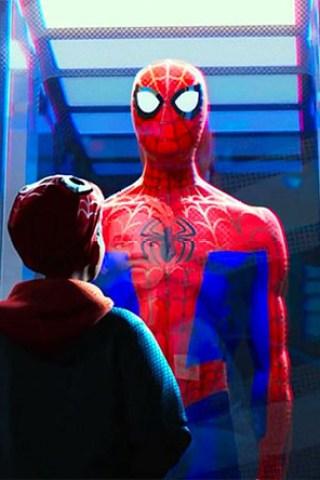Worlds Collide in Animated 'Spider-Man' Film
