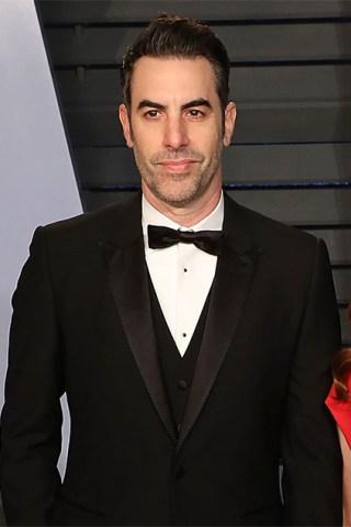 Sacha Baron Cohen Teases Surprise Showtime Series