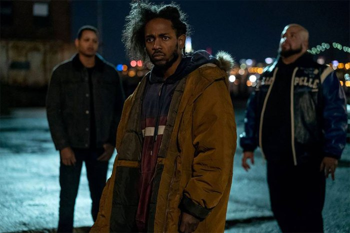 """Kendrick Lamar as Laces on """"Power"""" (2018)"""