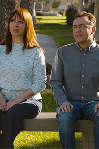 Fred Armisen & Maya Rudolph Are Together 'Forever'