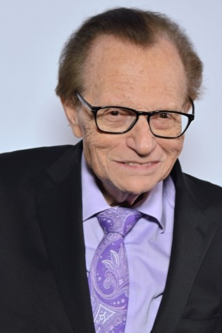 Larry King Cuts a 'My Two Cents' Just for Howard