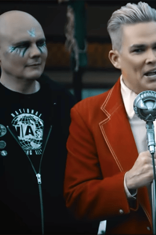 Smashing Pumpkins Drop Halloween-Themed Music Vid