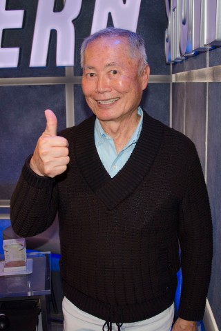 George Takei Returns to the Stern Show
