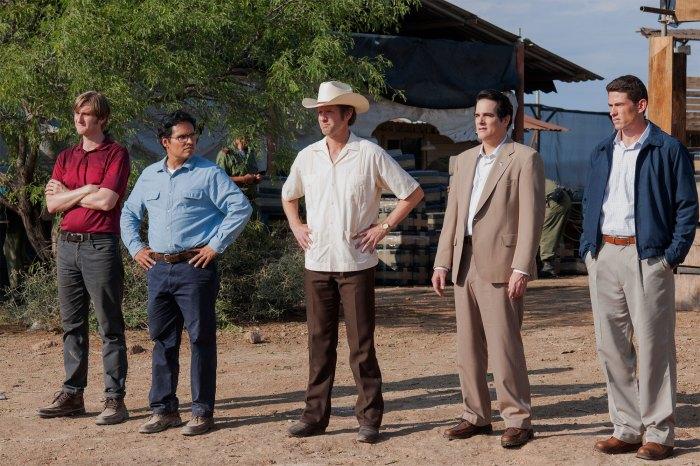 "Michael Peña on ""Narcos: Mexico"" (2018)"