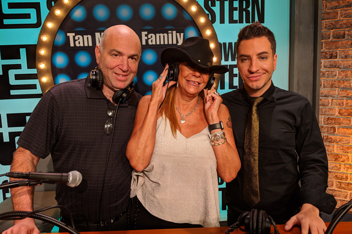 Richard, Tan Mom, and Adam Barta