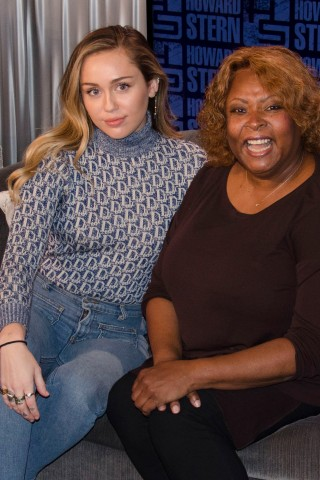Miley Cyrus Debuts Her Duet With Robin Quivers