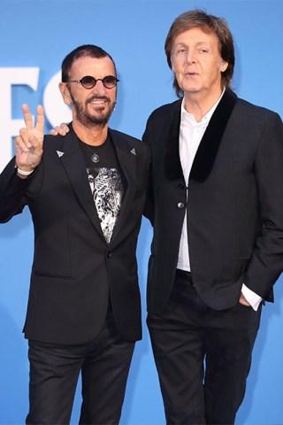 VIDEO: Ringo Starr & Paul McCartney Perform Live