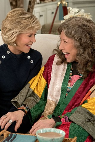 VIDEO: Jane Fonda, Lily Tomlin Return for Season 5