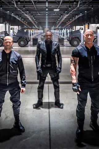 The Rock & Jason Statham Team Up in 'Hobbs & Shaw'