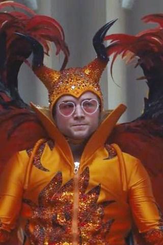 Elton John Looms Larger Than Life in New Trailer