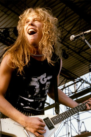 Metallica Stars in Thrash Metal Doc About the '80s