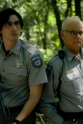 Bill Murray & Adam Driver Fight a Horde of Zombies