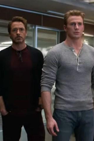 Robert Downey Jr. Returns to Earth in New Trailer