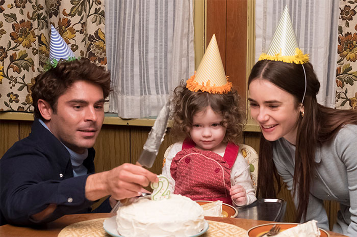 """Zac Efron as Ted Bundy in """"Extremely Wicked, Shockingly Evil and Vile"""""""