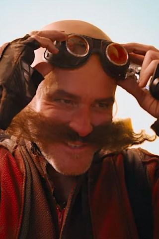 Jim Carrey Gets Villainous in 'Sonic the Hedgehog'