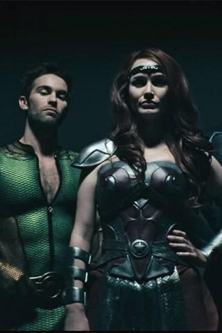 Seth Rogen's Gory Superhero Show Drops New Trailer