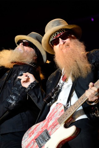 New Rock Doc Looks at 50 Years of ZZ Top