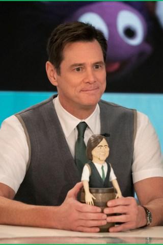 Jim Carrey Gets a Doll & a Haircut on 'Kidding'