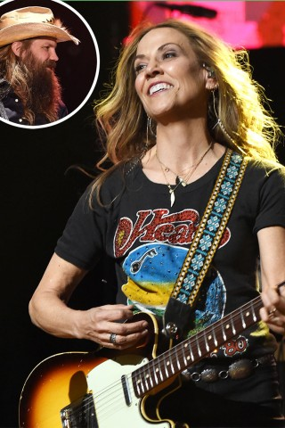 Sheryl Crow & Chris Stapleton Release New Song