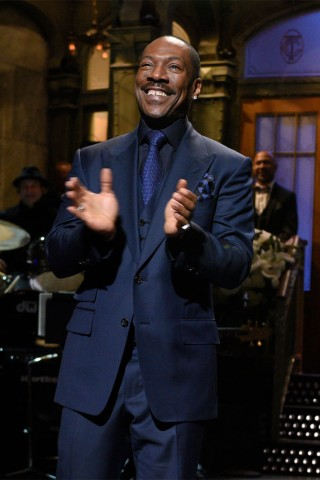 Eddie Murphy to Host 'SNL' in December