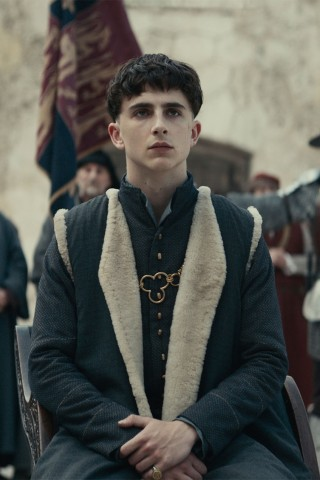 Timothée Chalamet Rules England in 'The King'