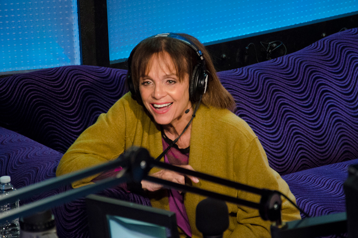 Valerie Harper on the Stern Show in 2014
