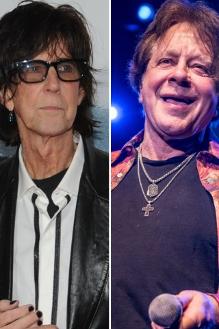 Howard Remembers Rockers Ric Ocasek & Eddie Money