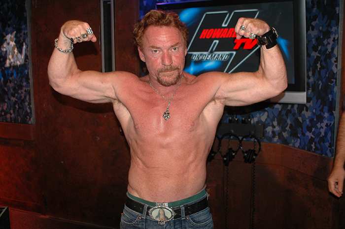 Danny Bonaduce on the Stern Show in 2008