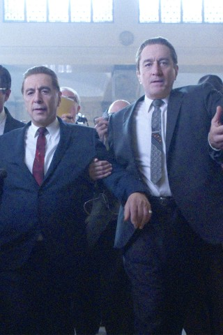 Robert De Niro Needs a Lawyer in 'The Irishman'