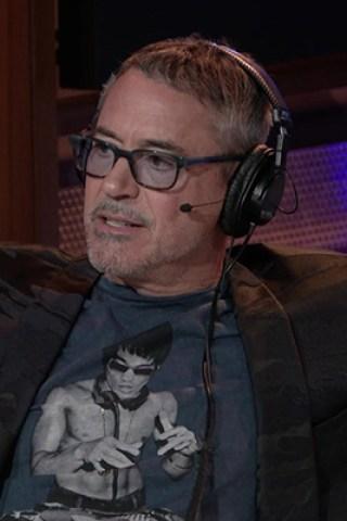 Robert Downey Jr. Talks Life After Iron Man