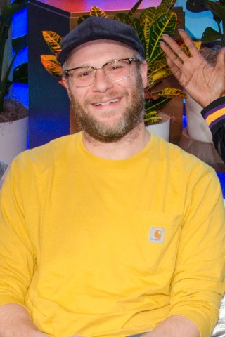 Seth Rogen on Weed, Vaping, & His Love of Pottery