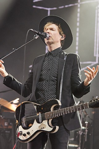 Beck Releases Two Tracks Off Upcoming 'Hyperspace'