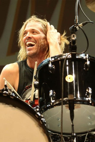 Taylor Hawkins Teams With 3 Legends on New Tune