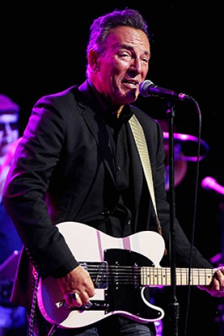 Bruce Springsteen & More to Play Benefit Concert