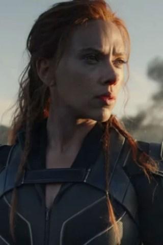 Scarlett Johansson's 'Black Widow' Debuts Teaser