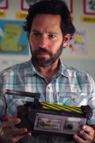 Paul Rudd Stars in 'Ghostbusters: Afterlife'