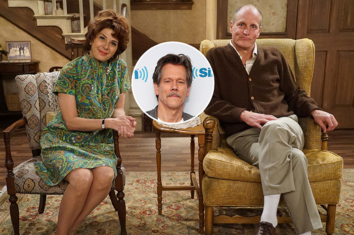 Kevin Bacon To Star Opposite Woody Harrelson And Marisa Tomei In Jimmy Kimmel S Next Live All In The Family Special Howard Stern Barely made it past its first disastrous year. kevin bacon to star opposite woody